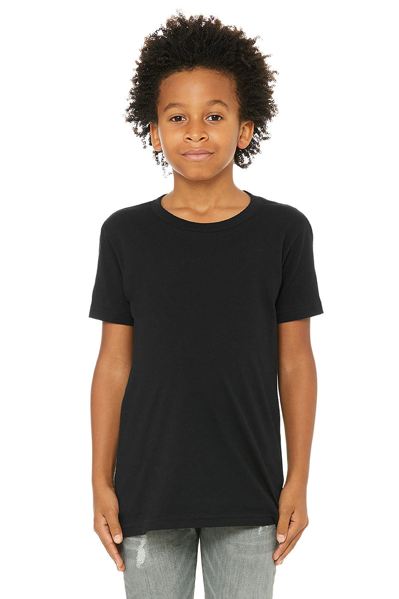 3001Y BELLA CANVAS YOUTH SHORT SLEEVE TEE