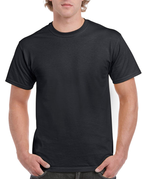 2000 Gildan® Ultra Cotton®  Adult T-Shirt (S-M-L-XL)
