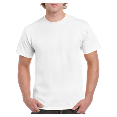Gildan Heavy Cotton 1st Quality T-Shirts G5000 (S-M-L-XL)