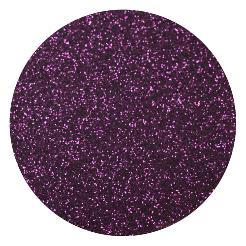 "Ecovinyl Glitter Purple 20"" wide"