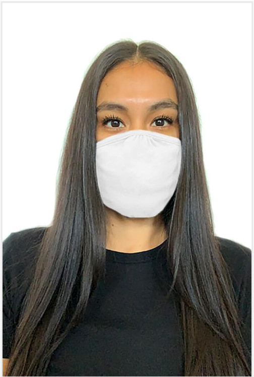 Next Level Eco Adult Face Mask