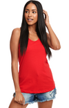 Next Level 1533. Women's Ideal Racerback Tank Top PLUS SIZE