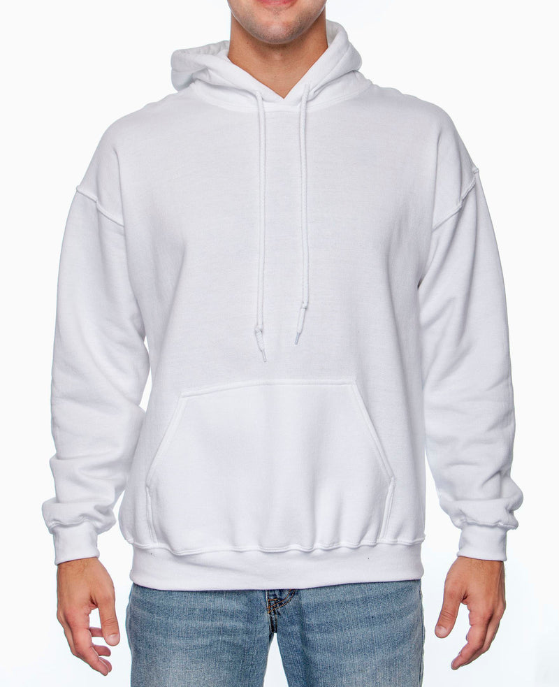 18500 Gildan Heavy Blend Adult Hooded Sweatshirt (S-M-L-XL)