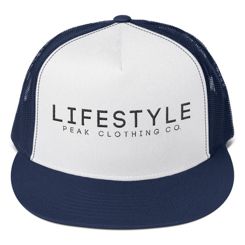 Lifestyle // Trucker Cap