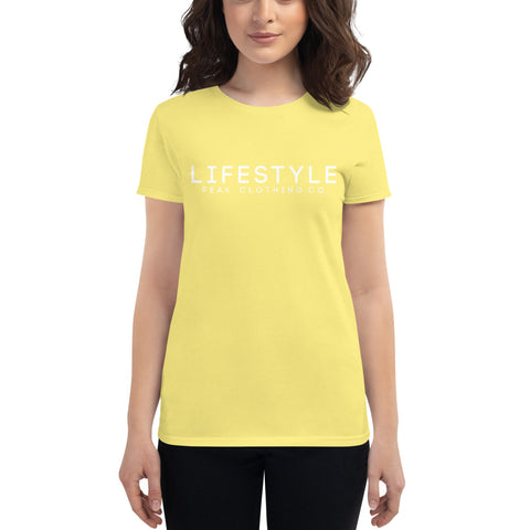 Women's Lifestyle T-shirt