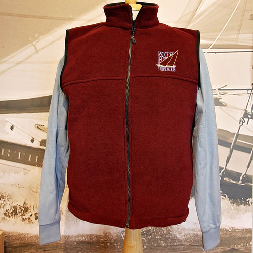 Fleece Logo Vest