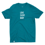Love Every Body Tee - REMIX - Only Human
