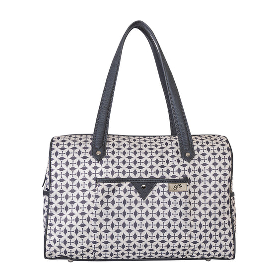 'Ella' Carry All' - Dove Grey - gr8x
