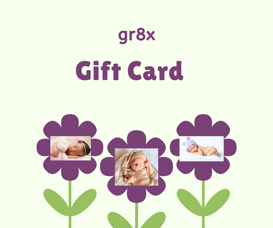 Gift Card - gr8x
