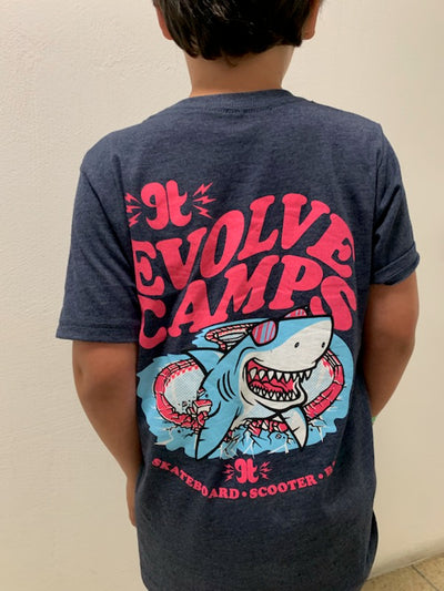 Evolve Camps T-Shirt - 2019 Summer Limited Edition