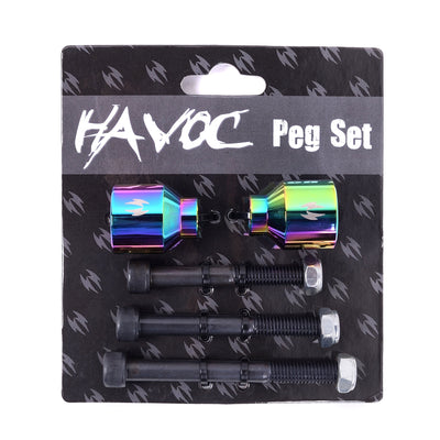 Havoc Stubby Scooter Pegs