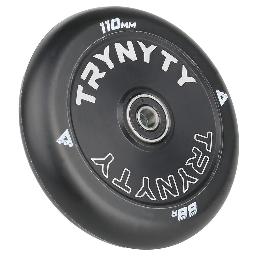 Trynyty Duo Logo Wheels (x2)