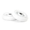 North Scooters Lewis Hobbs Signature Wheels – 115 x 30mm White PU / Matte White
