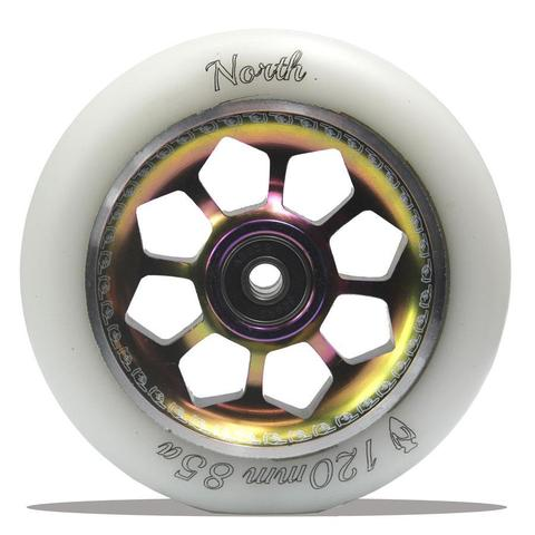North Scooters Pentagon 85A Wheels (x2)