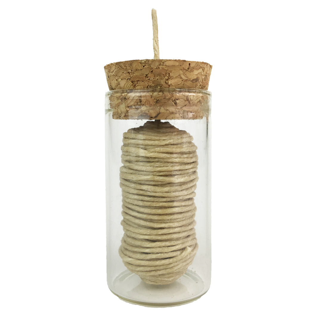 HempBees Glass Dispenser