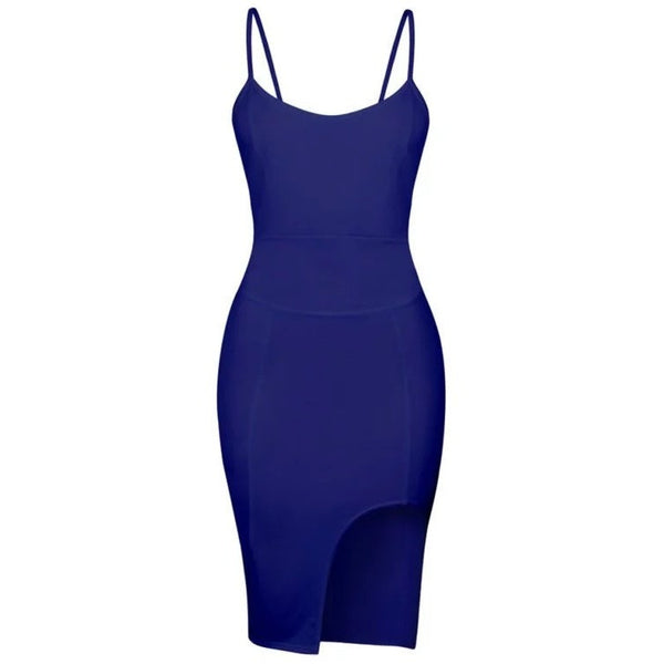 "MIDI BANDAGE DRESS - ""READY 4 U"", Bandage  - Barbee Doll Boutique"