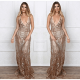 "MAXI EVENING GOWN - ""SERPENTINE"", Evening  - Barbee Doll Boutique"