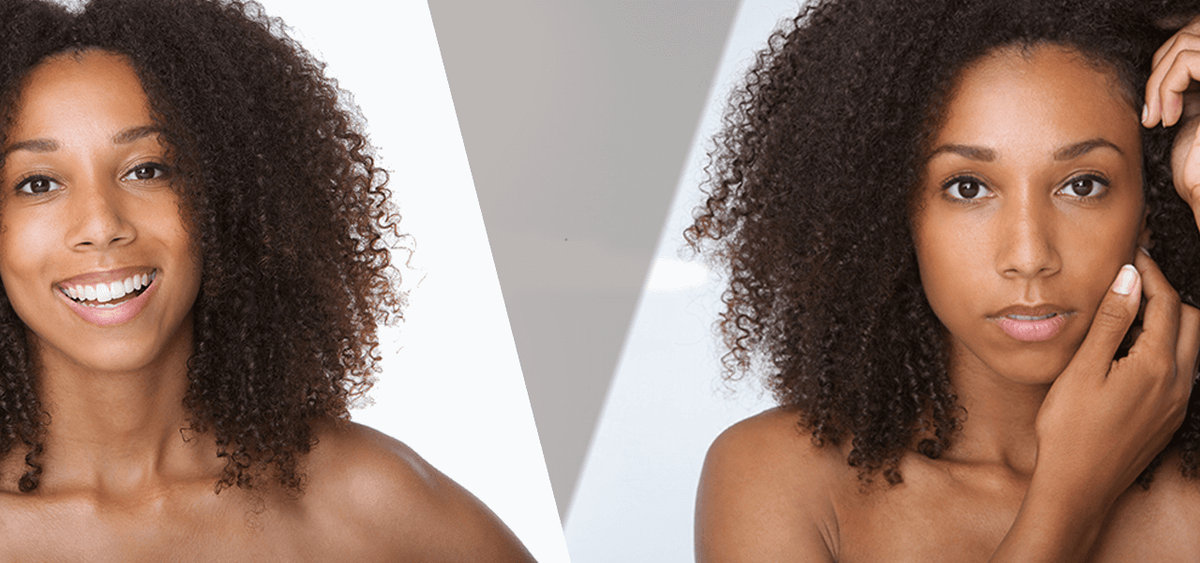 Go natural with kinky curly human hair