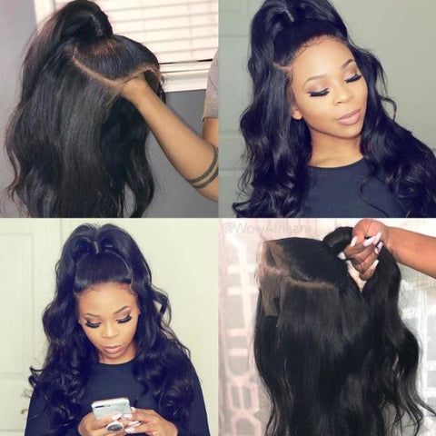 lace frontal wig bodywave