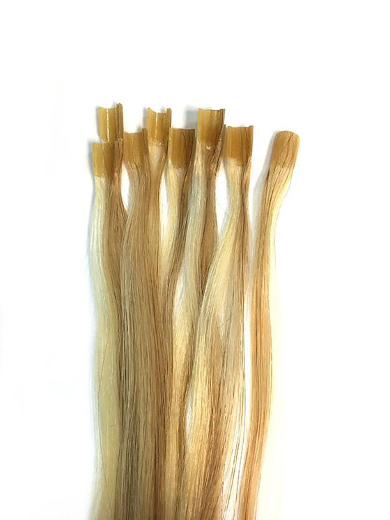 "U Strand Straight, High Quality Remy Human Hair 18""-20pcs - Hairesthetic"
