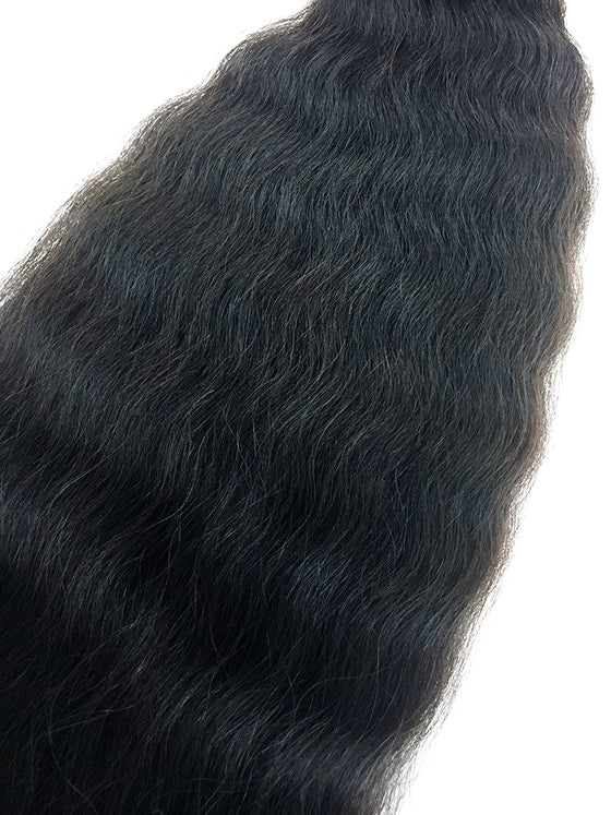 "Bulk Indian Remy Kinky Wave 16"" - Hairesthetic"