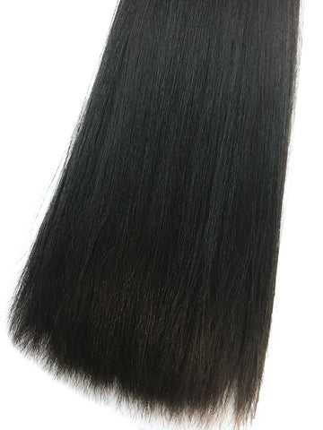 "Bulk Indian Remy Yaki Straight 24"" - Hairesthetic"