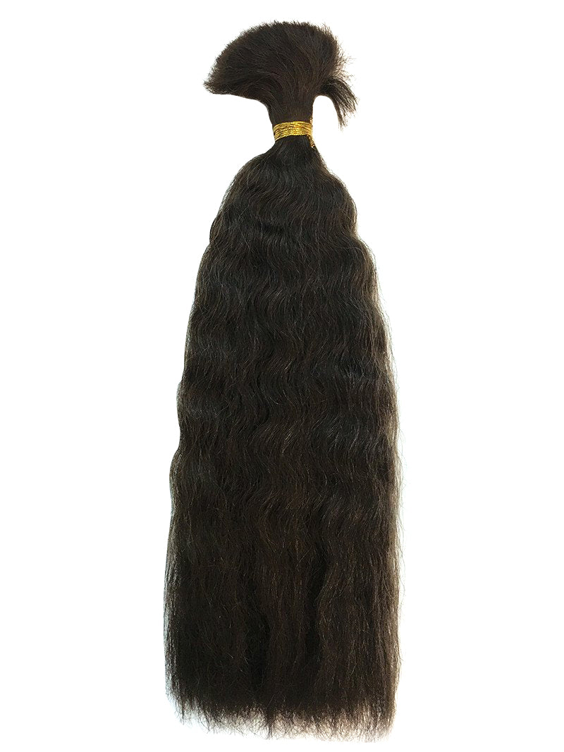 "Bulk Remy Kinky Wave 24"" - Hairesthetic"