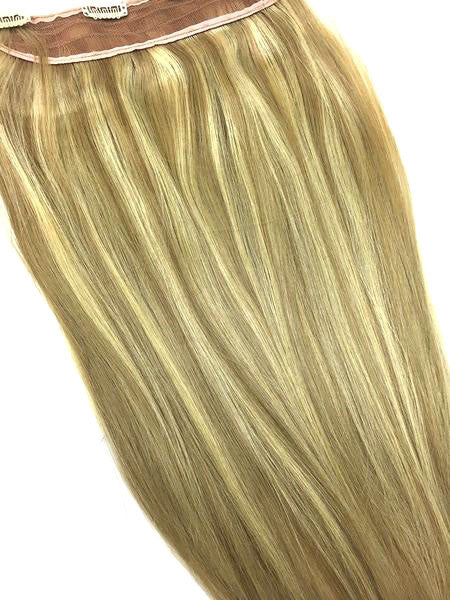 "Full Head Single Clip In Extensions in Straight 26"" - Hairesthetic"