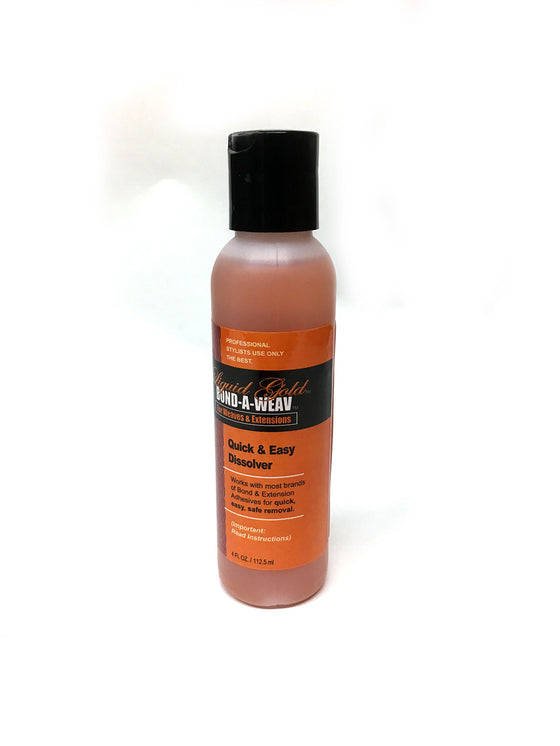 Bonding Glue Remover by Liquid Gold - Hairesthetic