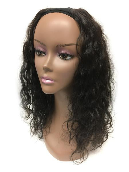 "U Part Deep Bodywave 14"" - Hairesthetic"