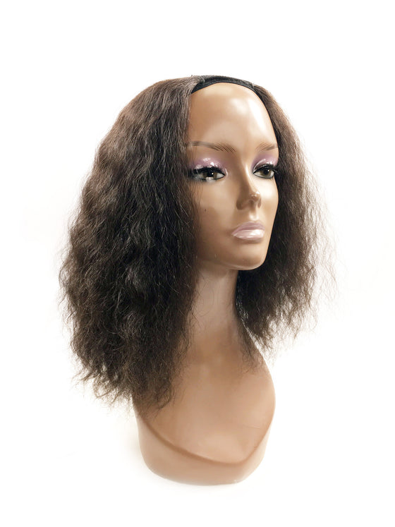 "U Part Kinky Wave 14"" - Hairesthetic"