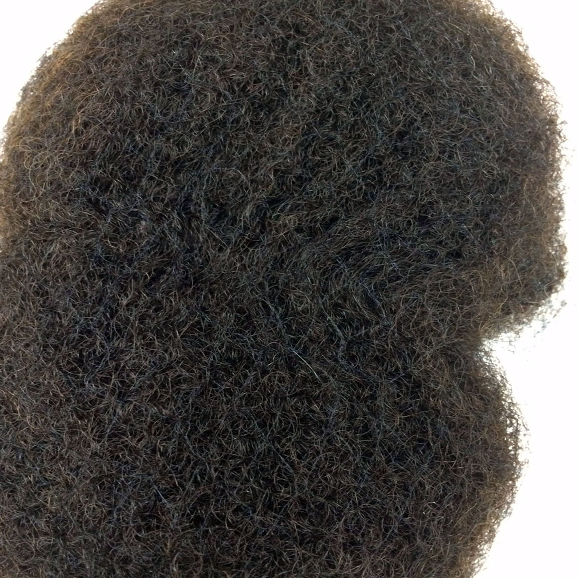 "Afro Kinky Human Hair for Locs, Twists and Dread Hair 12"" - Hairesthetic"