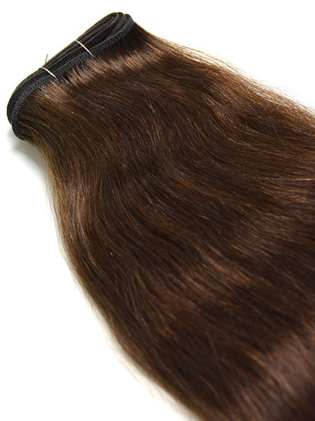 Indian Remy French Wave Human Hair Extensions - Wefted Hair 12""
