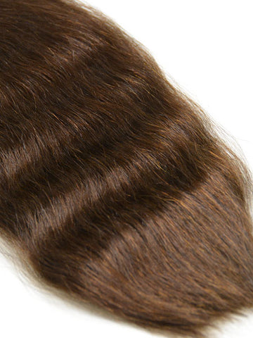 "Indian Remy French Wave Human Hair Extensions - Wefted Hair 12"" - Hairesthetic"