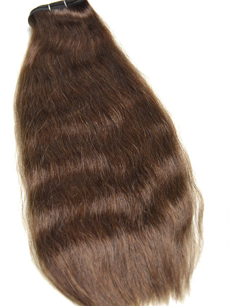 "Indian Remy French Wave Human Hair Extensions - Wefted Hair 18"" - Hairesthetic"