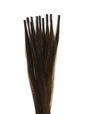 "I Strand Straight, High Quality Remy Human Hair 18""-20pcs - Hairesthetic"