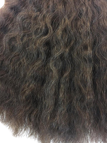 "Weft Remy Kinky Wave 12"" - Hairesthetic"