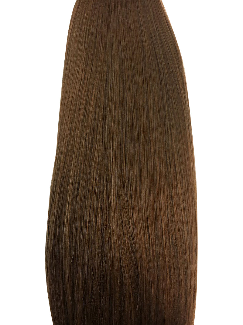 "Wefted Remy Silky Straight 30"" - Hairesthetic"