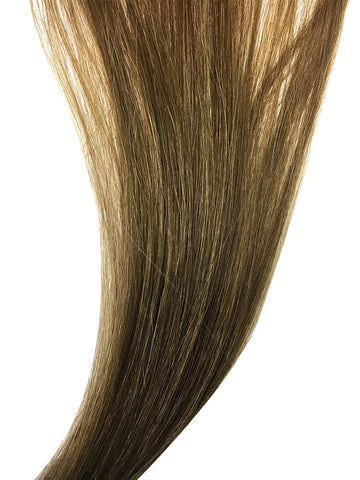 "1 Pc Skin Weft Silky Straight Human Hair Extensions 18"" - Hairesthetic"
