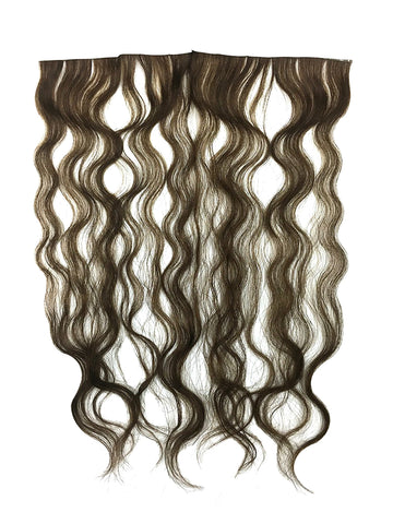 "1 Pc Skin Weft Wavy Human Hair Extensions 14"" - Hairesthetic"