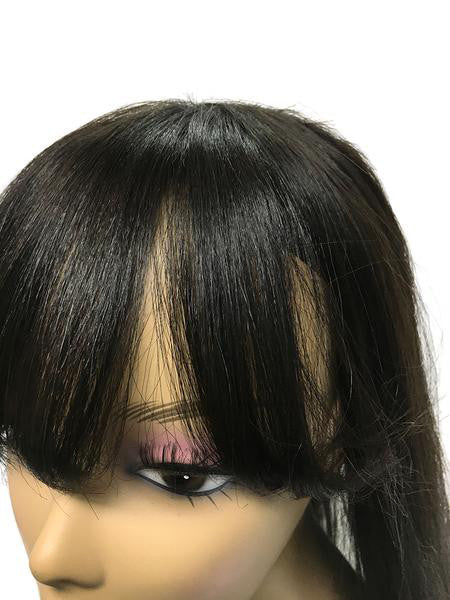 Hair Topper with Straight - 100% Human Hair 22""