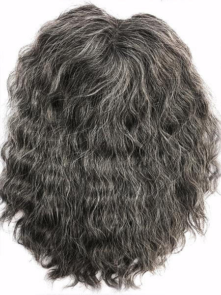 Hair Topper with Brazilian Curl - 100% Human Hair 12""