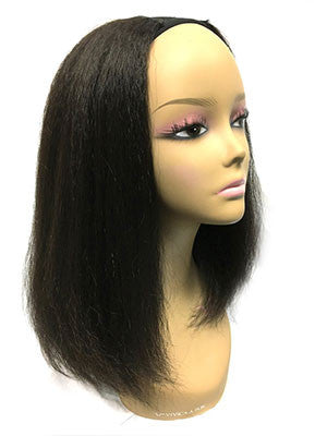 "U Part Kinky Straight 14"" - Hairesthetic"