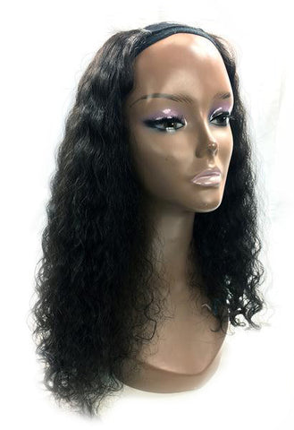 "U Part Kinky Wave 18"" - Hairesthetic"