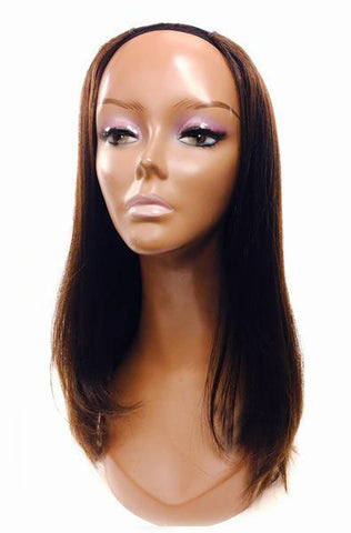 "U Part Yaki Straight 14"" - Hairesthetic"