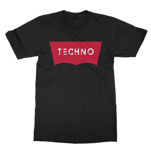 Amazing Techno Tshirt