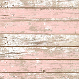 Distressed Pink Wood Backdrop #3