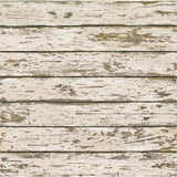 Distressed White Wood Backdrop #9