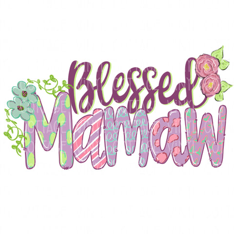TR299 Blessed Mamaw