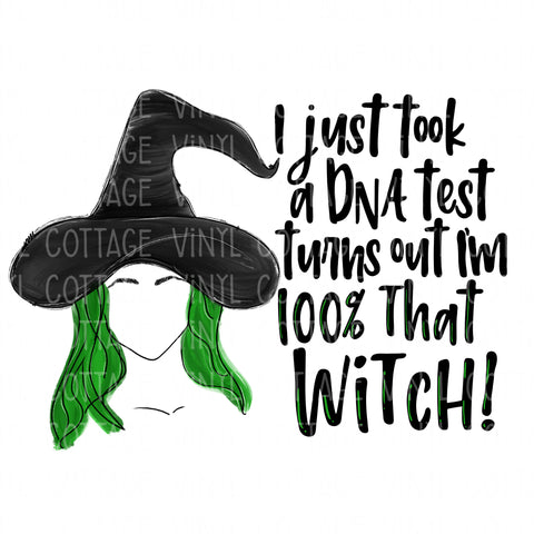 TR359 100% That Witch